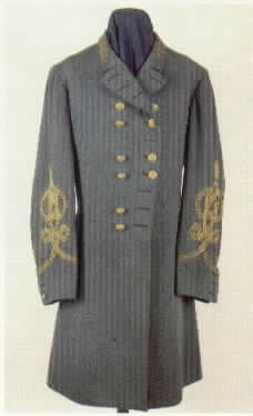 Confederate Uniform